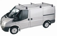 Rhino Delta 2 Bar System - Ford Transit 2000-2014 SWB Low Roof (L1H1) - AB2D-B82